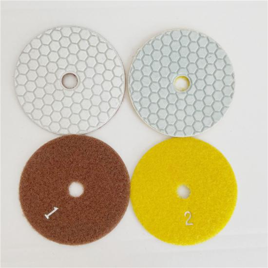 Good Price Resin Dry Polishing Pad